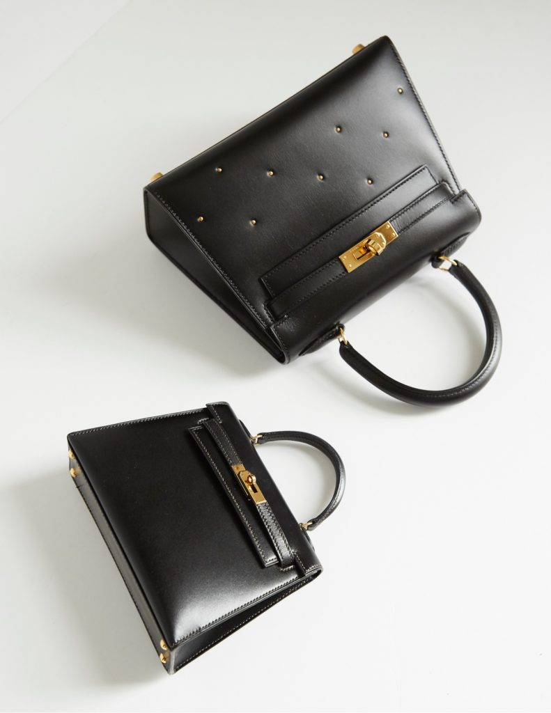 HERMES CLASSIC WITH A TWIST