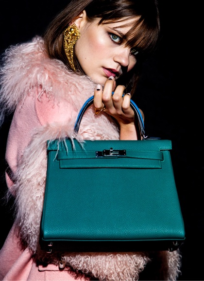 CAPTURE A RARE, LIMITED EDITION KELLY BAG